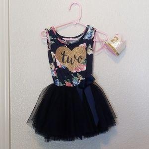 2T Birthday Dress